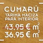 Oferta de tarima de cumarú para suelos de interior