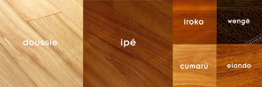 Precios de tarima maciza para los suelos de interior for Precio tarima madera