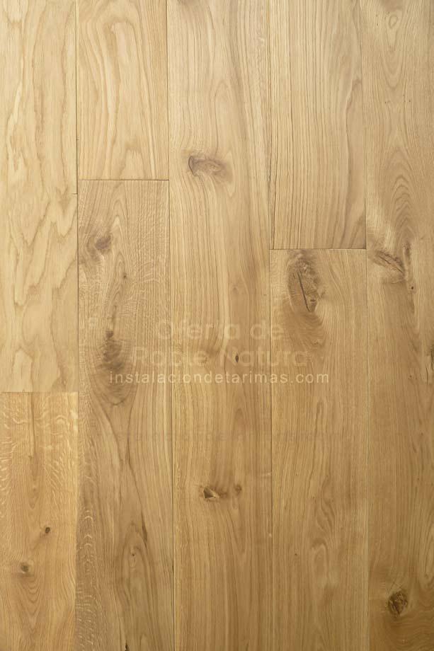 Qu es la tarima maciza tricapa cu les son sus ventajas for Suelos de madera maciza