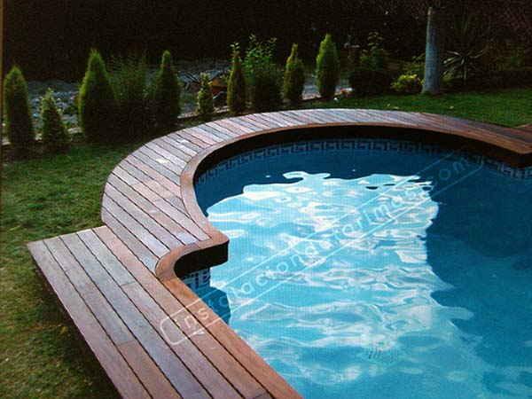 Tarima exterior para piscinas ofertas de tarima exterior - Tarima para piscinas ...