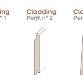 Recubrir una fachada con tarima de Cladding