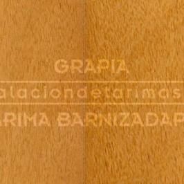 Oferta de tarima barnizada de teca del brasil o grapia