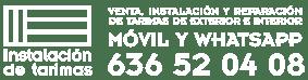 Instalación de tarima exterior y venta de tarima