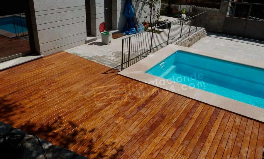 foto de grapia con una piscina
