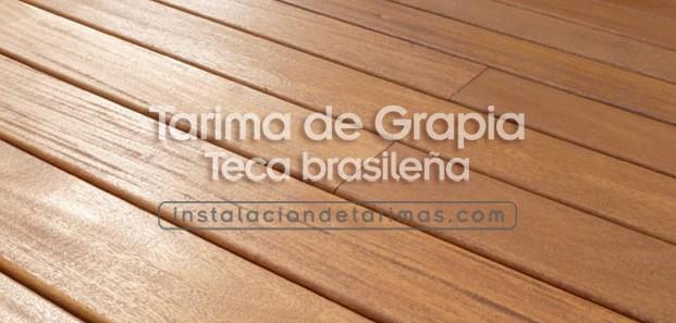 instalación de la mejor madera exterior