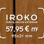Tarima exterior de iroko datos botánicos del iroko