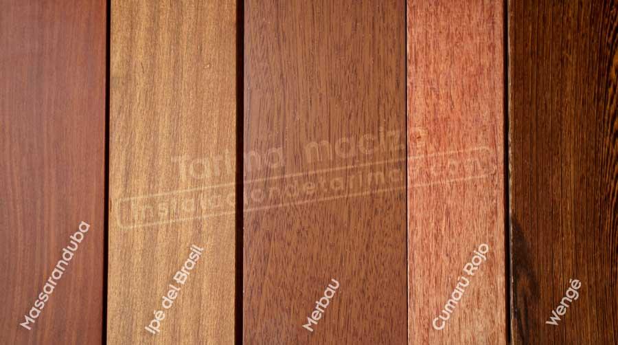 Oferta de instalaci n de tarima exterior con tarima tropical - Precio tarima madera ...